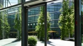 Edoors Produkte – Drehflügelantriebe, Tür, nach Außen geöffnet