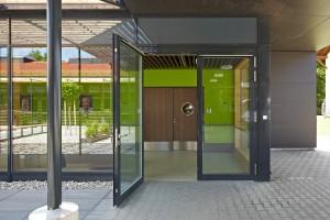 Edoors Produkte – Verriegelungssysteme, Tür Außen einseitig geöffnet