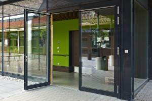 Edoors Produkte – Verriegelungssysteme, Tür einseitig geöffnet