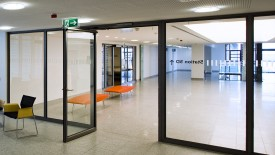 Edoors Produkte – Verriegelungssysteme, Tür, breit geöffnet