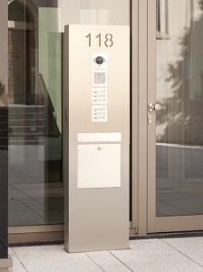 Edoors Produkte – Verriegelungssysteme, Außenanlage
