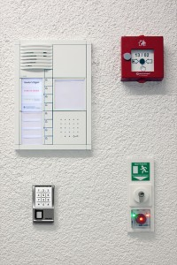 Edoors Produkte – Verriegelungssysteme, Verriegelungssystem an Wand