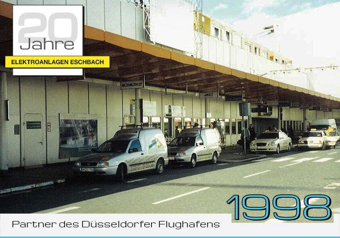 Partner des Düsseldorfer Flughafens