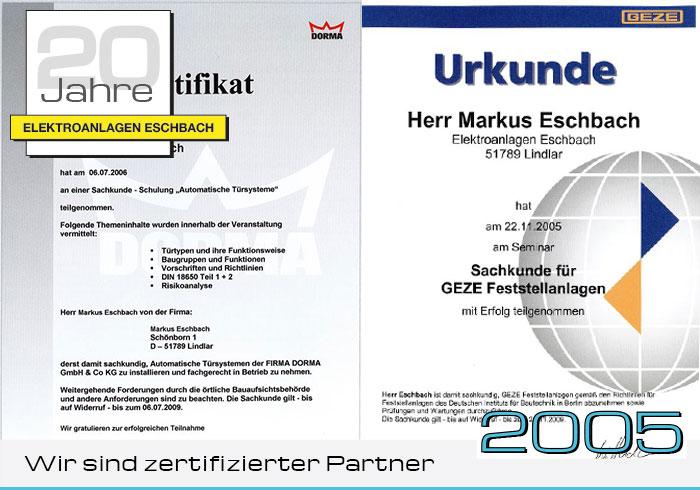 Wir sind zertifizierter Partner